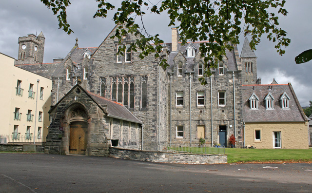 Fort Augustus Abbey Luxury Apartment Moat House 1