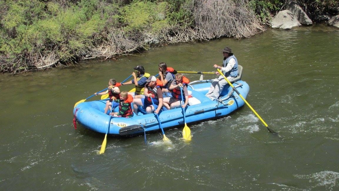 Self Guided River Tours Green River Utah