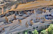 Ancestral Pueblo Dwelling- Mesa Verde National Park