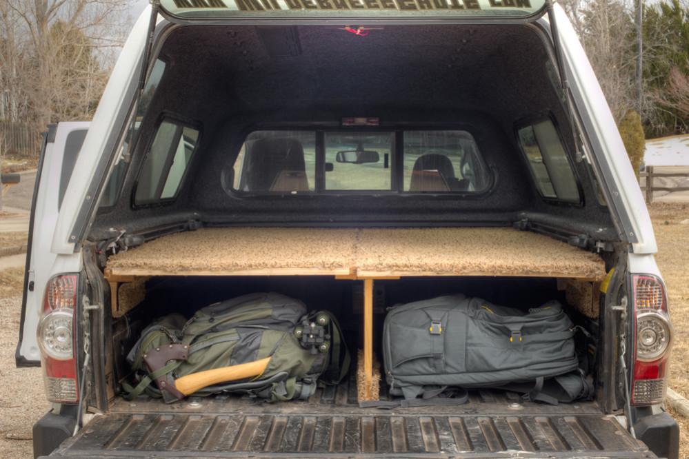Toyota Tacoma Overlander Photography Expedition Vehicle