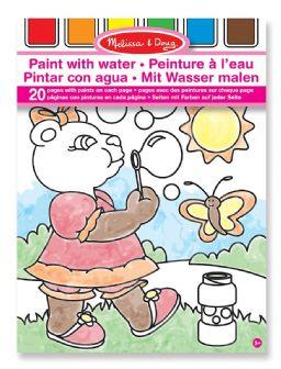 Mel & Doug Paint w Water