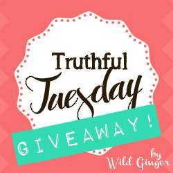 Truthful Tuesday Readers Survey Giveaway