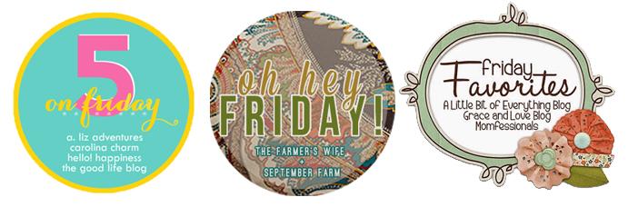 Friday Link Up Logos