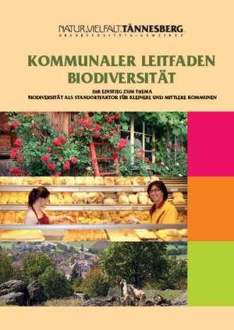 Leitfaden Biodiversität©Wildland-Stiftung Bayern