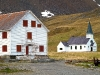 Scenes from the old whaling station of Grytviken, South Georgia Island.