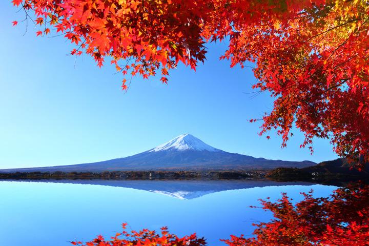 Mount Fuji Wallpaper Iphone Japon Populationdata Net