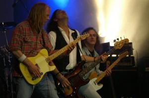 Status Clearwater - Hommage an Bands der 60er in Battenberg