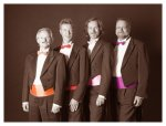 Fliegen, Kummerbnde, A cappella &#8211; &#8220;Drops&#8221; in Brakel