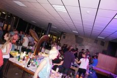 Leck mich! Ice for free! Uniparty in Kassel