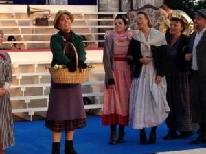 """Schlossfestspiele Amöneburg:  Großer Erfolg für """"My Fair Lady""""  Nur noch wenige Karten"""