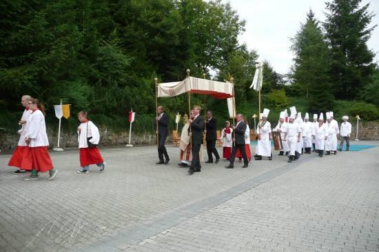 Club der Köche Hochsauerland-Winterberg lädt zur Prozession ein