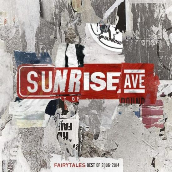 Sunrise Avenue - Fairytales Best Of 2006-2014