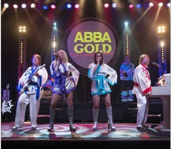 Abba Gold in der Stadthalle Baunatal