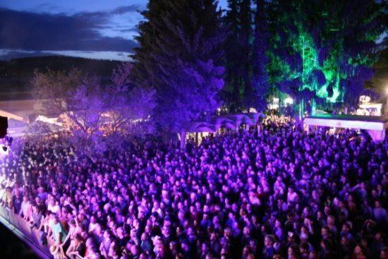 Das Orange Blossom Special Festival in Beverungen. (Foto: Simon Baranowski)