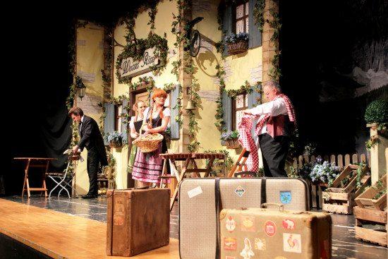 Servus Peter kommt in die SilberseeAlm - Das Musical zum 90. Geburtstag von Peter Alexander