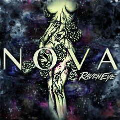 RAVENEYE - Nova - (Frontiers Rec)