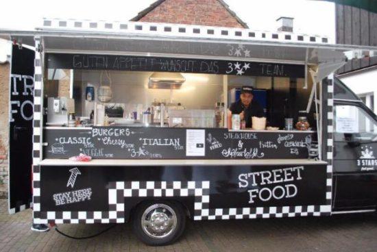 Leckerer Start ins neue Jahr: Der Streetfood Gourmet Markt in Paderborn
