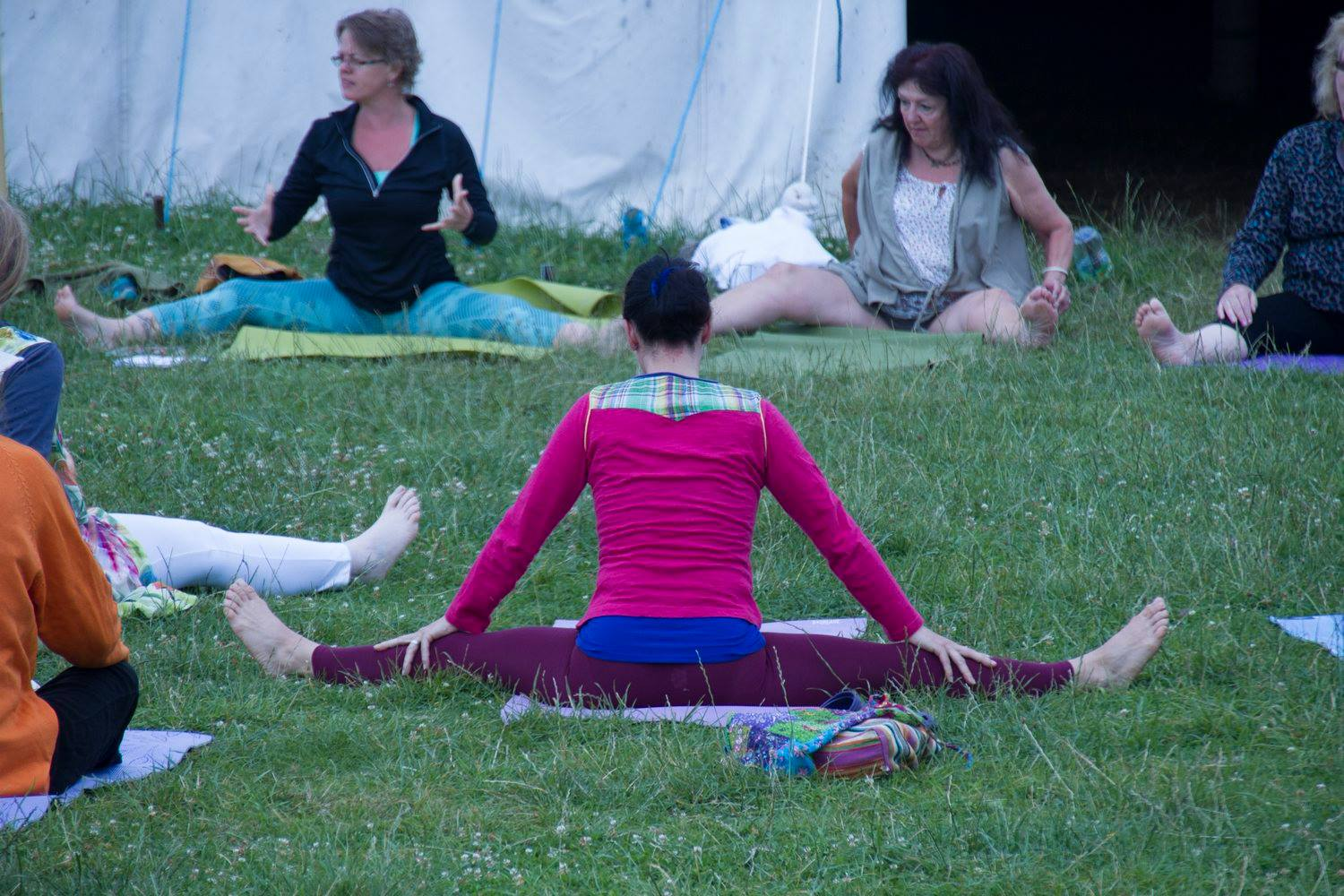 yoga-at-druid-camp