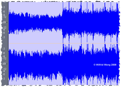 Waveform Examples \u2013 Live, Vocal, and Old School Recording