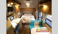 vintage travel trailer interiors