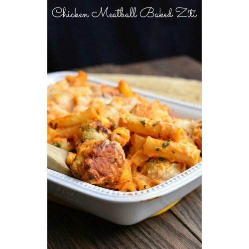 Medium Crop Of Baked Ziti With Chicken