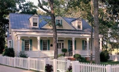 William E Poole Designs - Gulf Coast Cottage