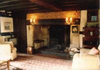 engelnooks on Pinterest | Inglenook Fireplace, Chalet ...