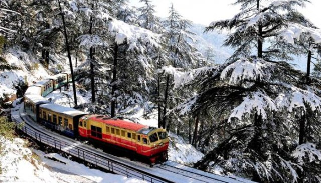delhi to shimla train