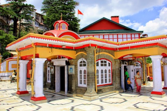 things to do in Shimla - Kalibari temple
