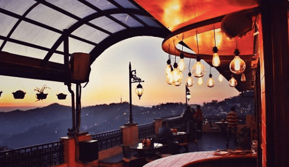 hotel in shimla - where to eat and what to do