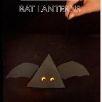 Bat Lanterns