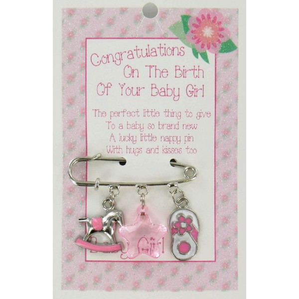 Congratulations,birth baby girl - Willow  Company Trade
