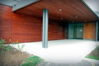 Outdoor Wood Ceiling | Willsns Architectural Millwork ...