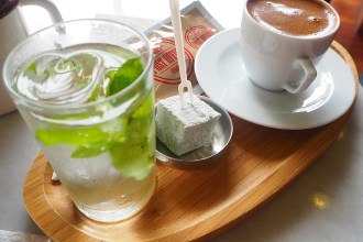 Cafe Post Office Karakoy Istanbul review