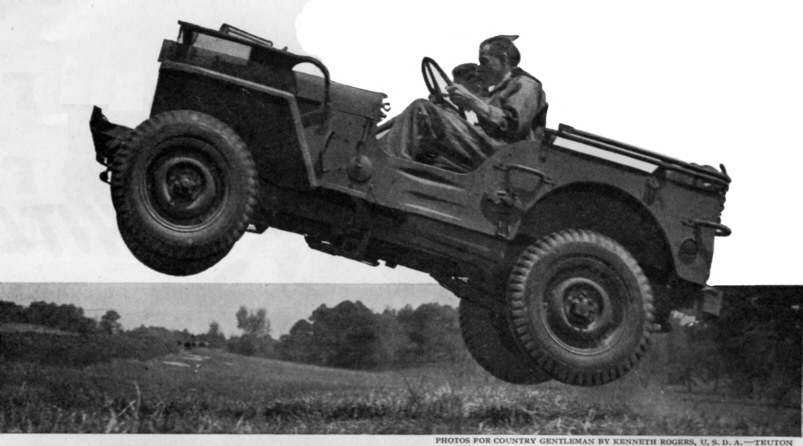 The Jeep story and the American story are intertwined    www - army memo