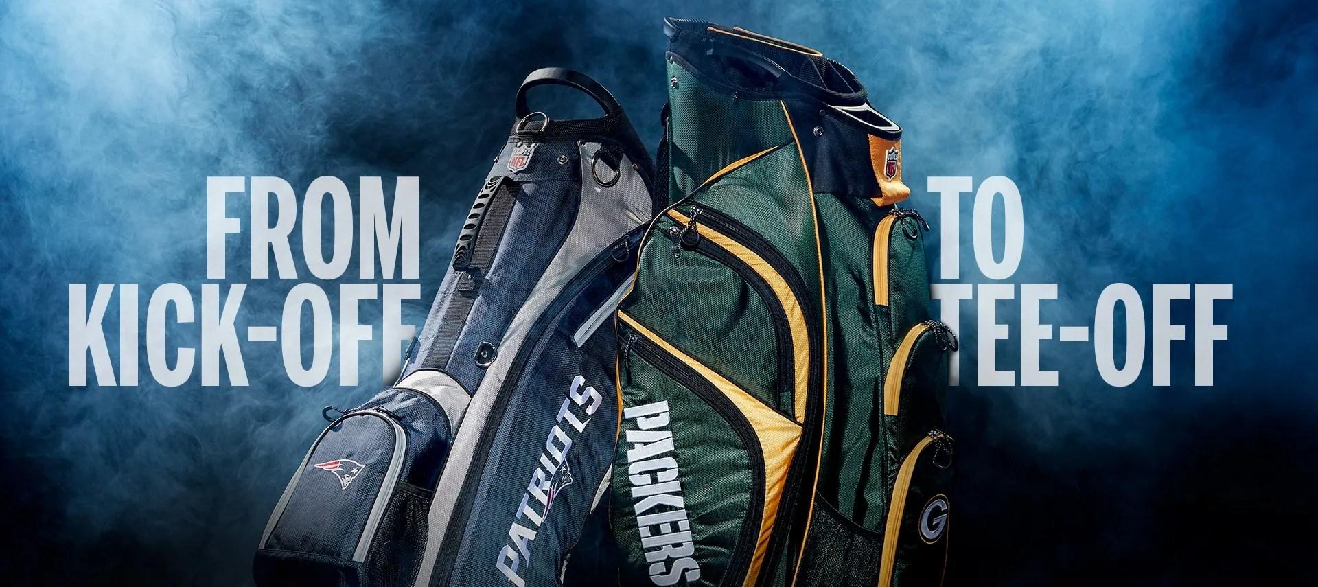 Wilson Nfl Cart Golf Bag Philadelphia Eagles Wilson