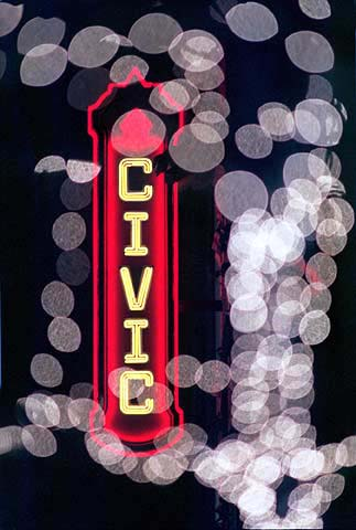 Akron Civic Theatre - Wilson Butler Architects