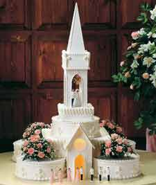 Cathedral Cake Kit | Wilton