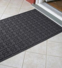 Waterhog Doormat with Star Quilt Pattern | Rugs and ...