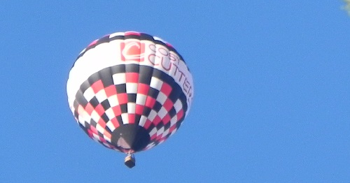 Hot Air Balloon