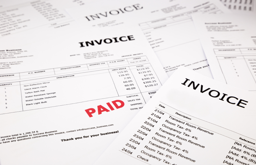 Using QuickBooks To Manage Invoices Part 1