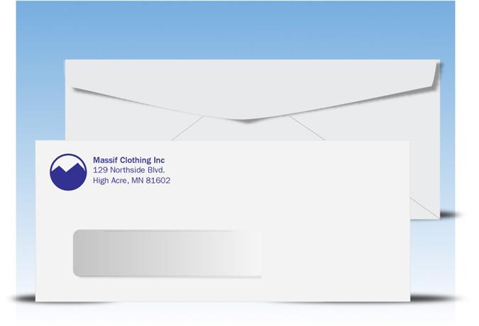 mailing envelope sizes