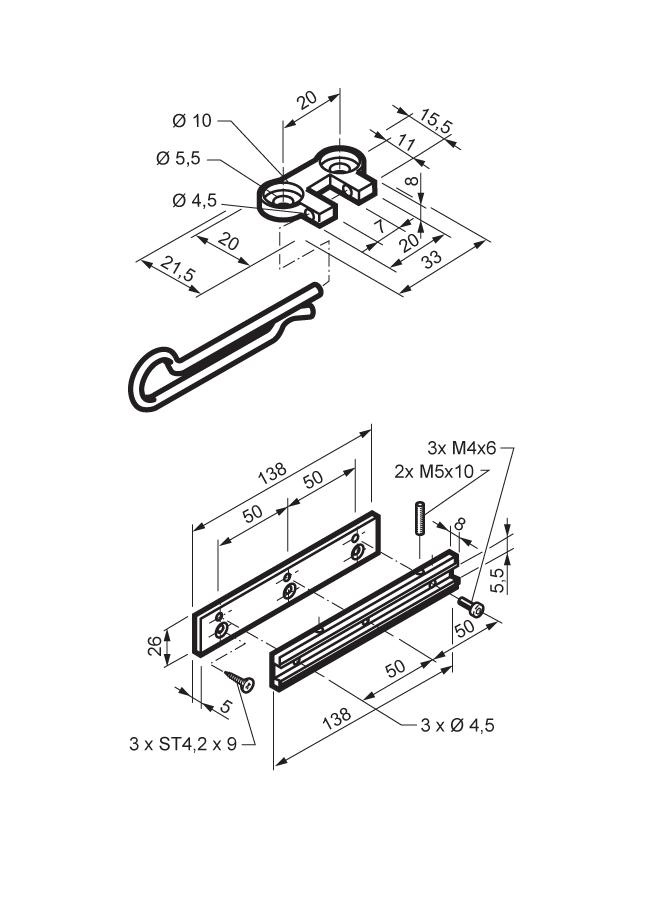 remote switch operators and actuators