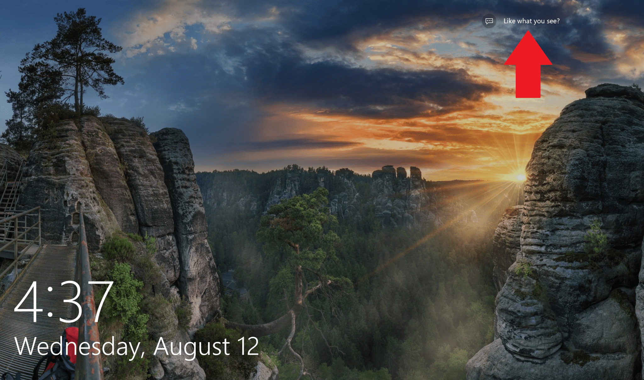 Windows Rotating Wallpaper Fall How To Enable Windows Spotlight In Windows 10 To Keep Your