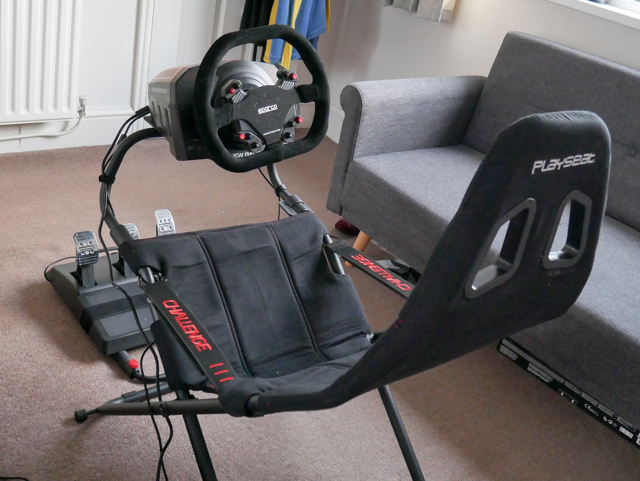 Playseat Challenge Review A Superb Starter Racing Seat