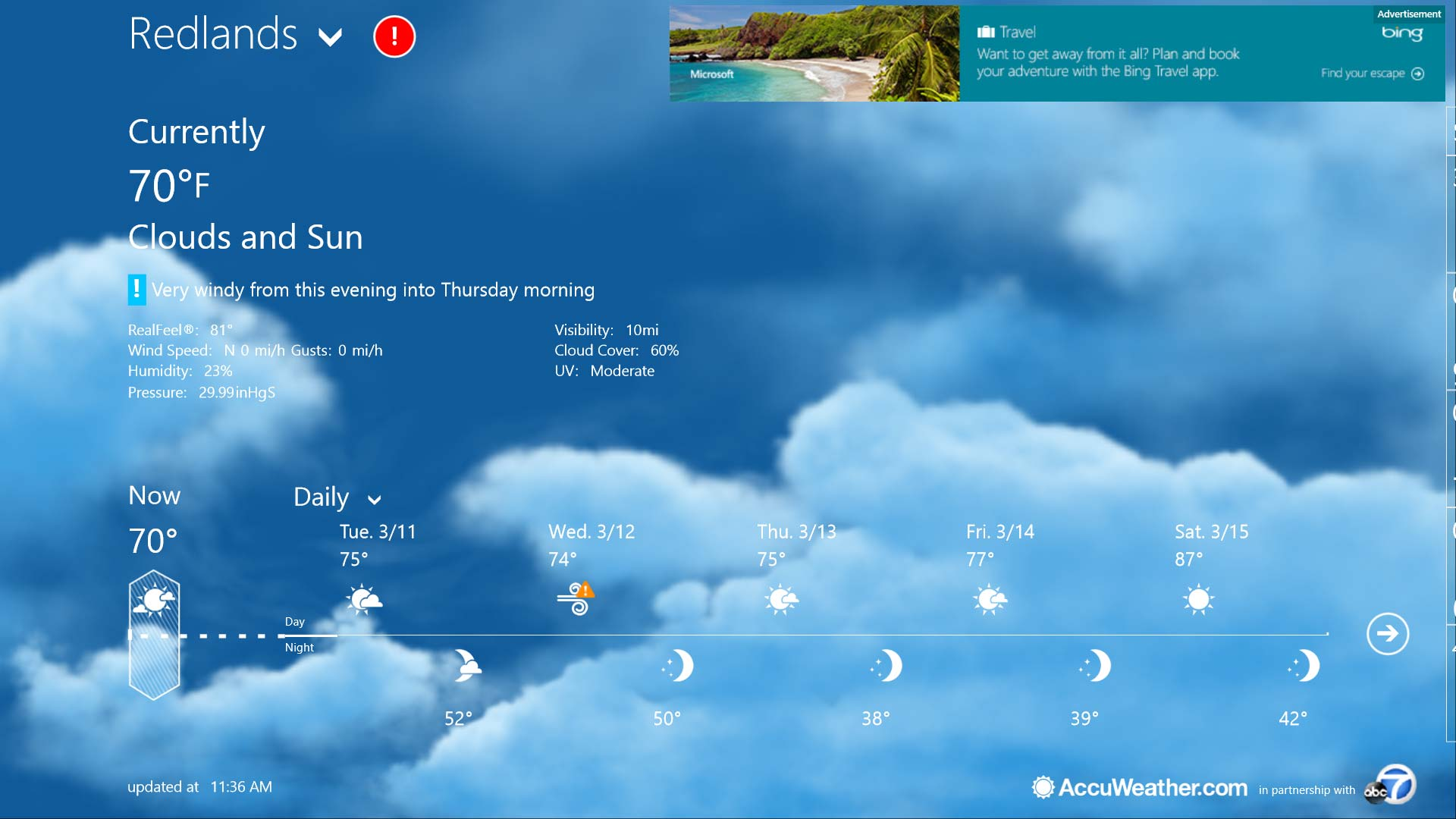 These are the best weather apps for Windows 8 right now   Windows Central
