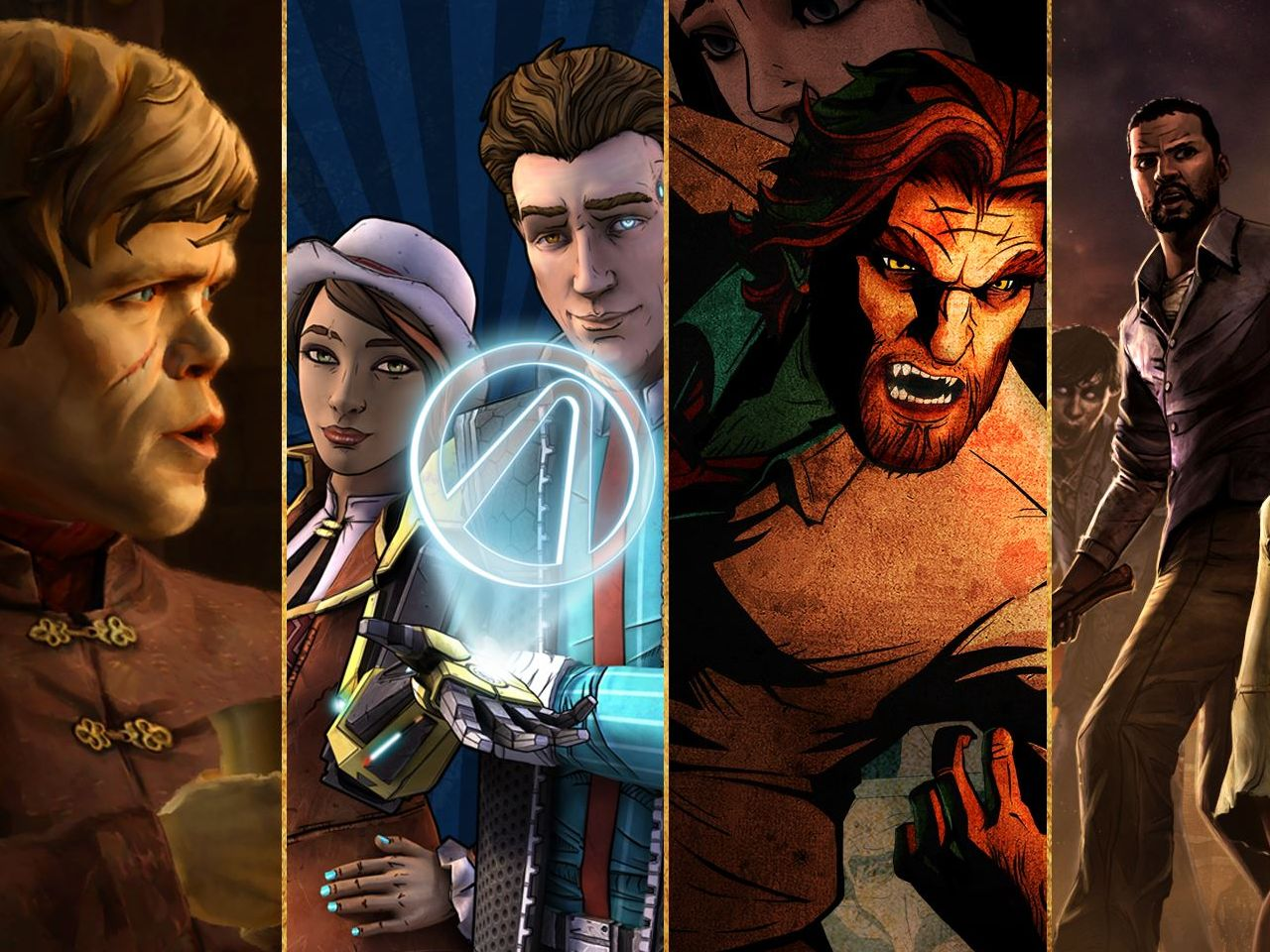The Telltale Games Collection for Xbox One bundles five episodic games | Windows Central