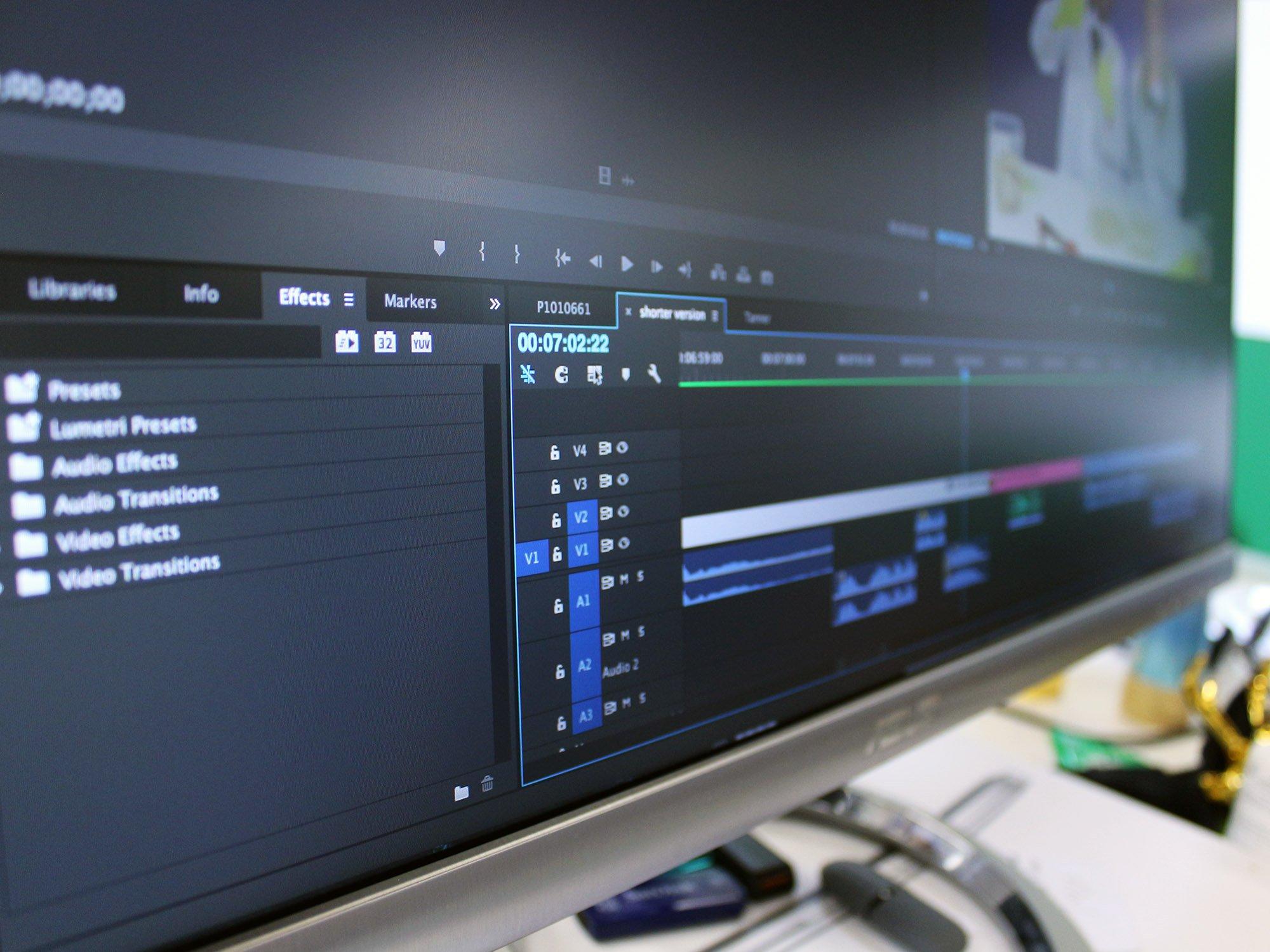 Fall Creators Update Wallpaper Best Home Video Editing Software Windows Central