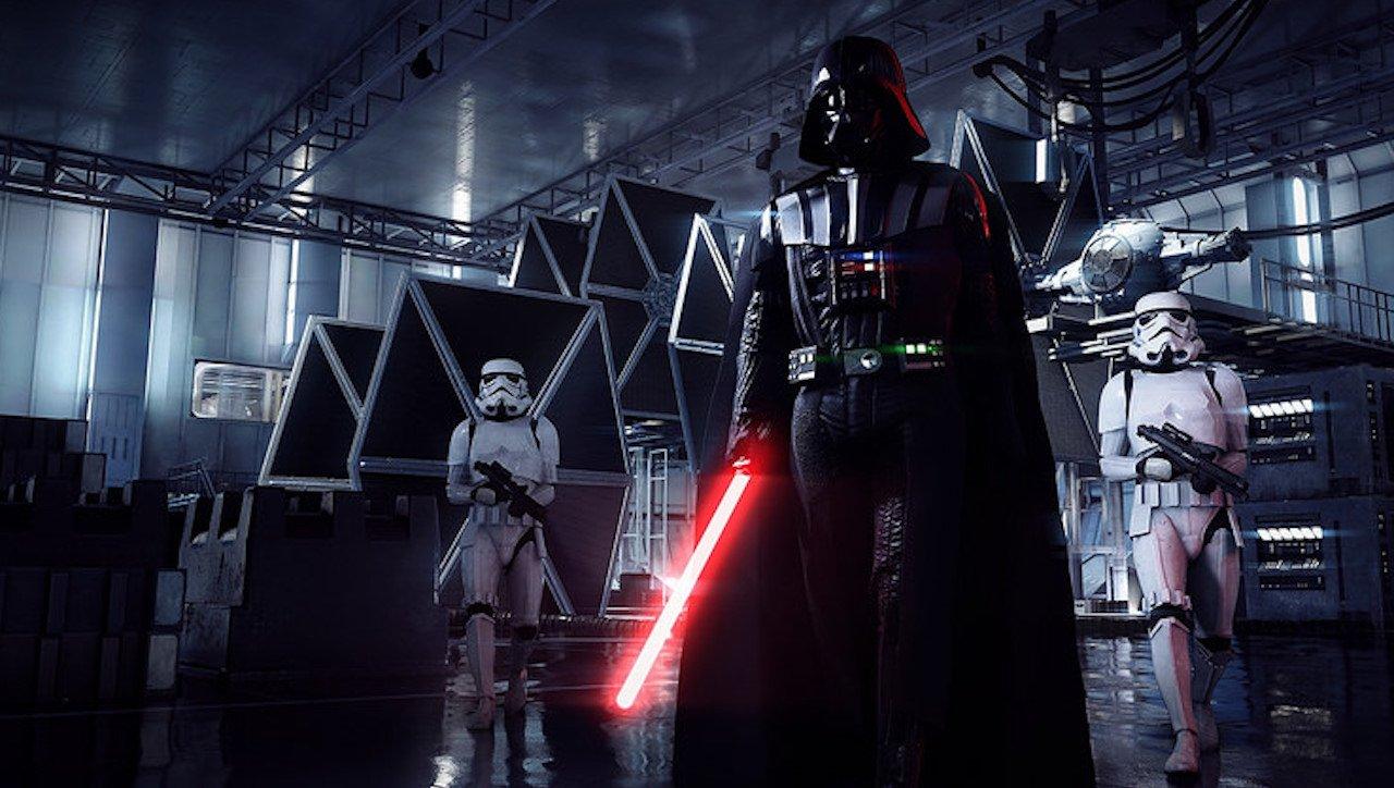 Fall Wallpaper 1440p Star Wars Battlefront Ii Achieves Native 4k Resolution On