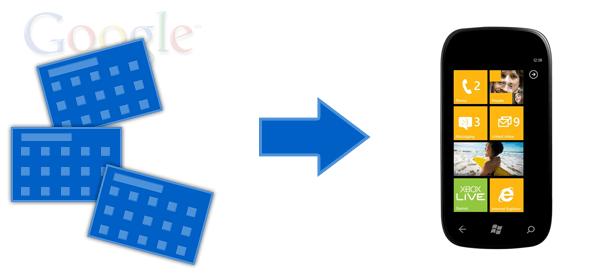 Google Calendar Multiple Calendars Android Add Someone Elses Google Calendar Google Support Multiple Google Calendars In Mango How To Windows Central